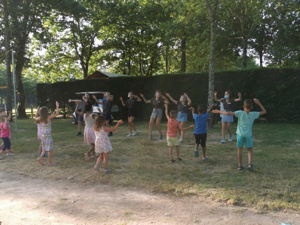 Camping 3 étoiles avec Animations Vendée