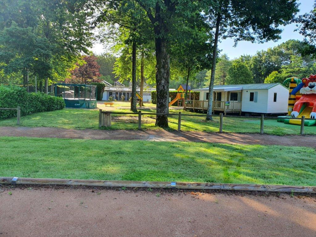 camping calme et familial 3 étoiles à Aizenay