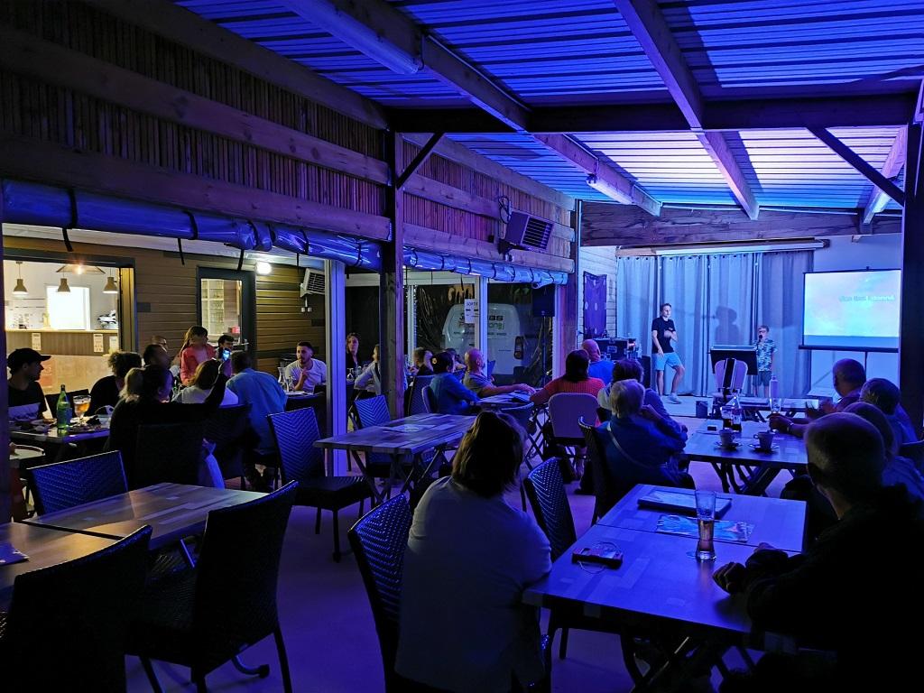 soirées au camping en Vendée