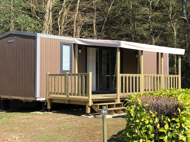 location mobil home camping Vendée