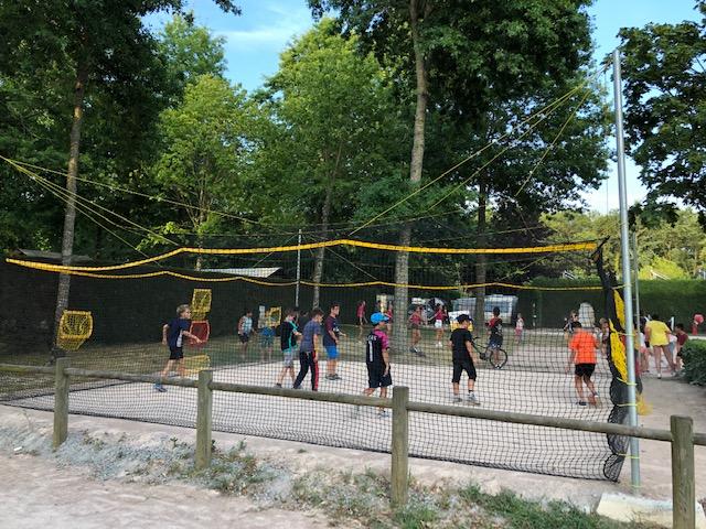 tournois sportif du camping