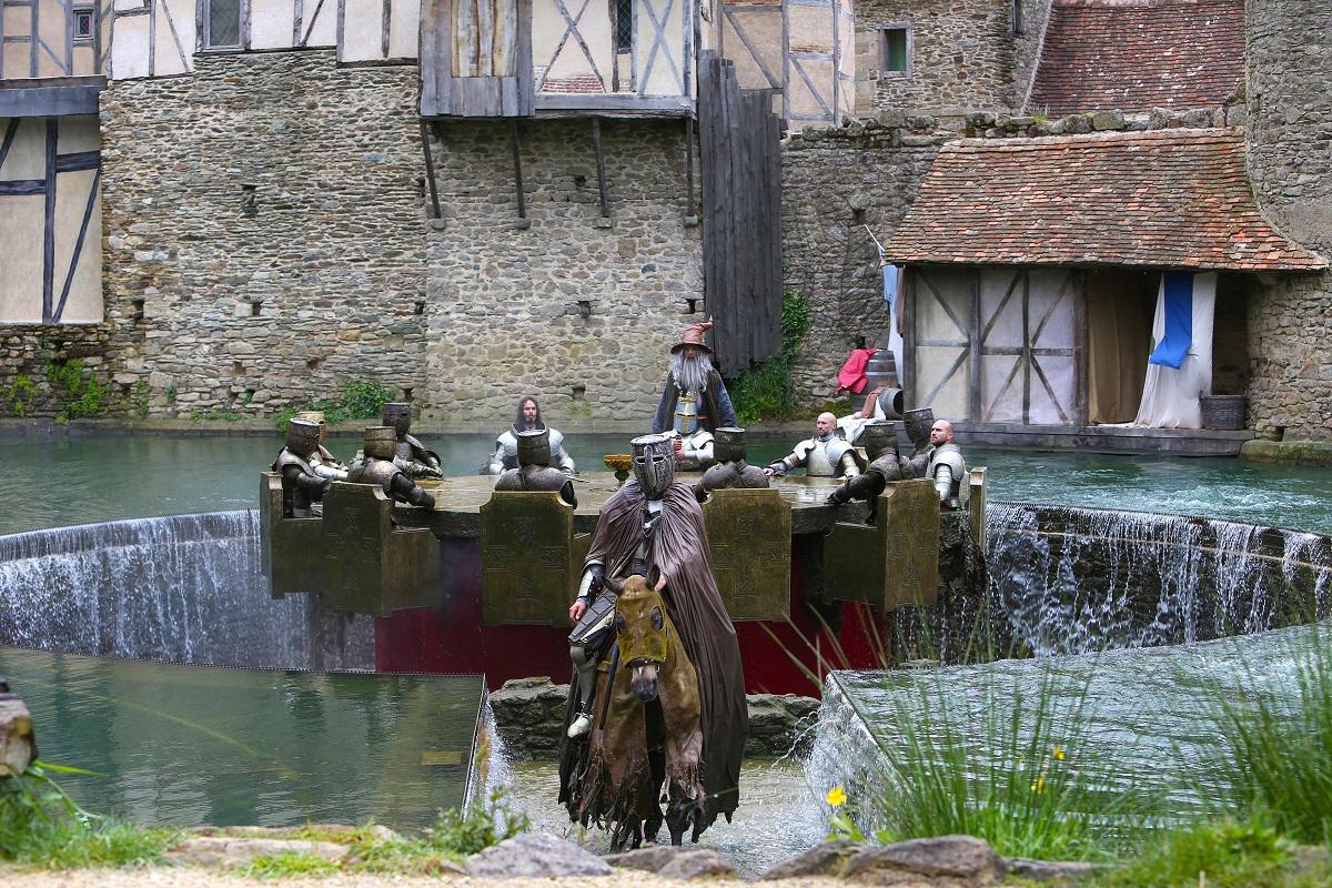 grand parc du Puy du Fou