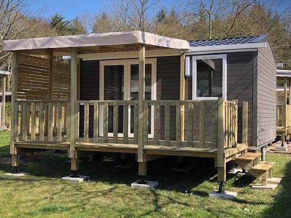 location de mobil-home de qualité camping 3 étoiles