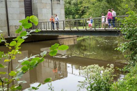 Mémorial de la Vendée proche du camping