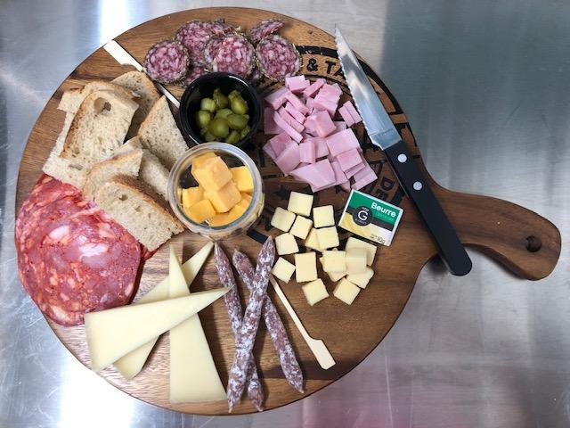 camping en Vendée proposant un snack