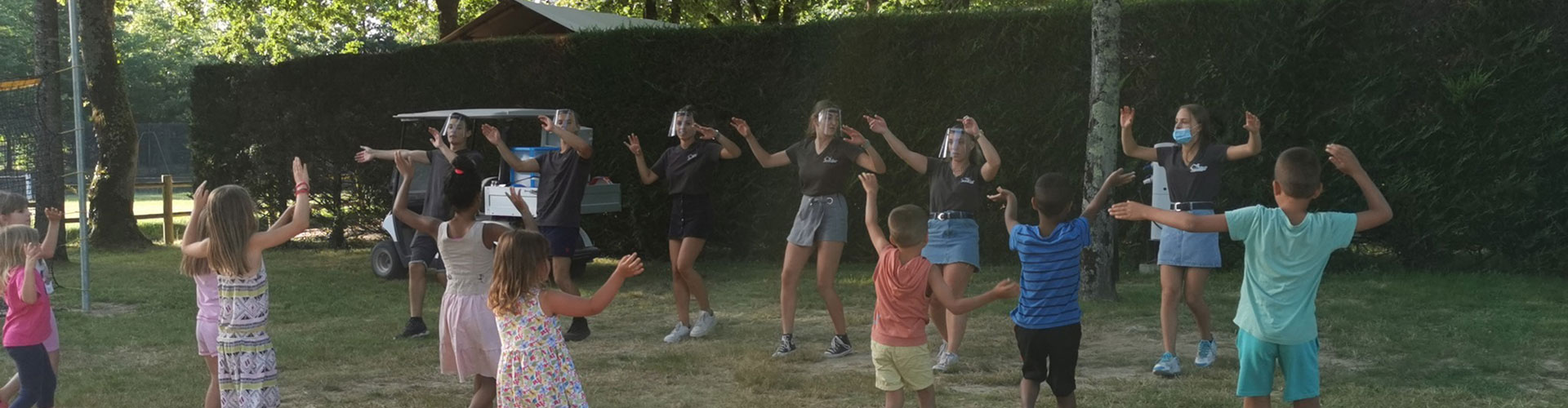 animations du camping en Vendée