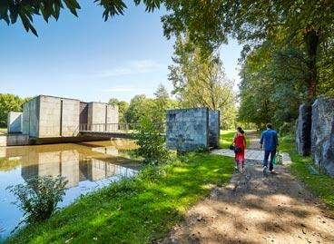 camping proche du Mémorial de la Vendée