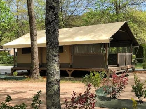 Tente lodge Kenya – 5 pers